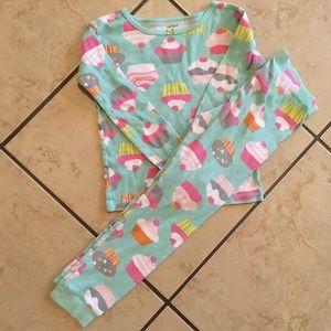 Carters cupcake pajamas
